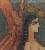Untitled - Ganesh  Pyne - Autumn Art Auction