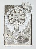 Untitled - A  Ramachandran - Autumn Art Auction