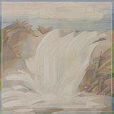The Cascade - Jehangir  Sabavala - Autumn Art Auction