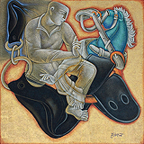 Untitled - Satish  Gujral - Absolute Auction February 2013