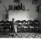 Priscilla Trindad in her Living Room, Parra - Prabuddha  Dasgupta - Absolute Auction February 2013