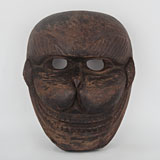 A Mask -    - Folk and Tribal Art Auction