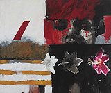 For a Venice Trip - Chittrovanu  Mazumdar - Spring Art Auction 2013