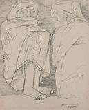 Untitled - Krishen  Khanna - Spring Art Auction 2013