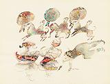 Untitled - Sakti  Burman - Spring Art Auction 2013