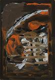 Untitled - S H Raza - Spring Art Auction 2013