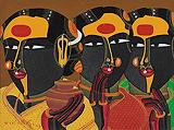 Untitled - Thota  Vaikuntam - Spring Art Auction 2013