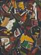 M F Husain - Summer Art Auction