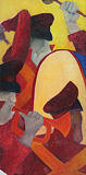 Untitled - Krishen  Khanna - Summer Art Auction