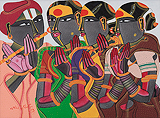 Untitled - Thota  Vaikuntam - Summer Art Auction