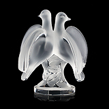 'ARIANE', LALIQUE -    - Travel and Leisure Auction