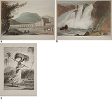 SET OF 3 PRINTS BY WILLIAM DANIELL -    - Travel and Leisure Auction