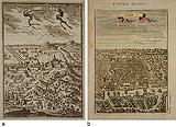 SET OF TWO PRINTS FROM DESCRIPTION DE L'UNIVERSE BY A.M. MALLET -    - Travel and Leisure Auction