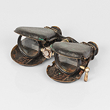 A PAIR OF OPERA GLASSES, LEMAIRE -    - Travel and Leisure Auction