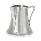 A STERLING SILVER TROPHY CUP, BARBOUR -    - Travel and Leisure Auction