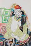 Untitled - K Laxma  Goud - Winter Online Auction