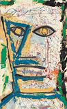 Untitled - F N Souza - Winter Online Auction
