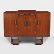 AN ART DECO SIDEBOARD - 24-Hour Online Auction: Elegant Design