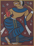 Untitled - Jamini  Roy - Modern Evening Sale | Mumbai, Live