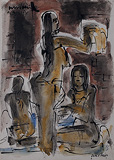 Untitled - Ramkinkar  Baij - Modern Evening Sale | Mumbai, Live