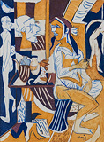 Untitled - K G Subramanyan - Modern Evening Sale | Mumbai, Live