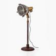 AN ART DECO THEATRE FLOOR LIGHT - LIVE Auction Celebrating 20th Century Design