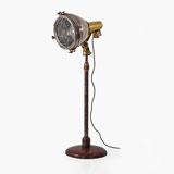AN ART DECO THEATRE FLOOR LIGHT -    - LIVE Auction Celebrating 20th Century Design