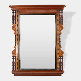 A PERIOD WALL MIRROR -    - LIVE Auction Celebrating 20th Century Design