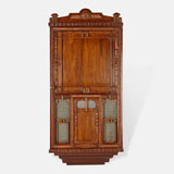 AN ART DECO MEDICINE CABINET -    - LIVE Auction Celebrating 20th Century Design