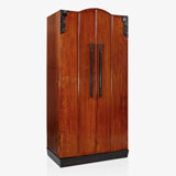 AN ART DECO WARDROBE -    - LIVE Auction Celebrating 20th Century Design