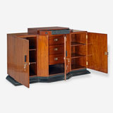 AN ART DECO SIDE BOARD -    - LIVE Auction Celebrating 20th Century Design