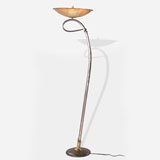 A FLOOR UPLIGHTER -    - LIVE Auction Celebrating 20th Century Design