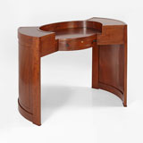 AN ART DECO TELEPHONE TABLE -    - LIVE Auction Celebrating 20th Century Design