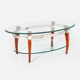 A CENTRE TABLE -    - LIVE Auction Celebrating 20th Century Design