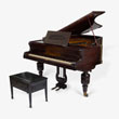 A GRAND PIANO, JOHN BROADWOOD AND SONS, LONDON - LIVE Auction Celebrating 20th Century Design