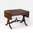 A PERIOD SOFA TABLE - LIVE Auction Celebrating 20th Century Design