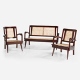 AN UNUSUAL MID-CENTURY SOFA SET -    - LIVE Auction Celebrating 20th Century Design
