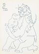 M F Husain - Modern and Contemporary Indian Art