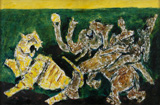 Untitled - M F Husain - Modern and Contemporary Indian Art