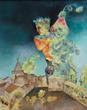 Sakti  Burman - Modern and Contemporary Indian Art