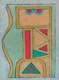 Untitled - K S Kulkarni - 24 Hour Online Auction: Works on paper