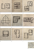 Homes I made / a life in 9 lines - Zarina  Hashmi - 24 Hour Online Auction: Works on paper
