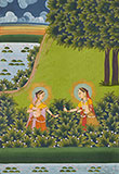 MALASRI RAGINI -    - Classical Indian Art