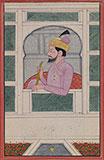 PORTRAIT OF RAJA PRAKASH CHAND OF GULER -    - Classical Indian Art