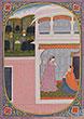GUPTA NAYIKA - Classical Indian Art