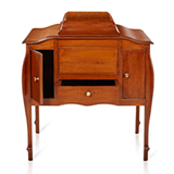 A MID-CENTURY COCKTAIL CABINET -    - 20th Century Design