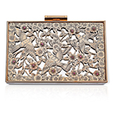 A BOUCHERON COMPACT AND BAG -    - Online Auction of Fine Jewels and Silver