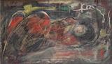 Untitled (Dreaming Girl) - Sailoz  Mookherjea - Evening Sale | New Delhi, Live