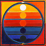 Pancha Tatva Naga - S H Raza - Summer Online Auction
