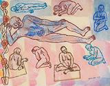 Untitled - Arpita  Singh - Works on Paper Online Auction